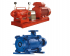 Multiple fire fighting pump